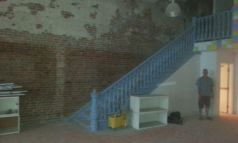 Nettoyage brique intérieur