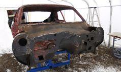Auto antique - Québec